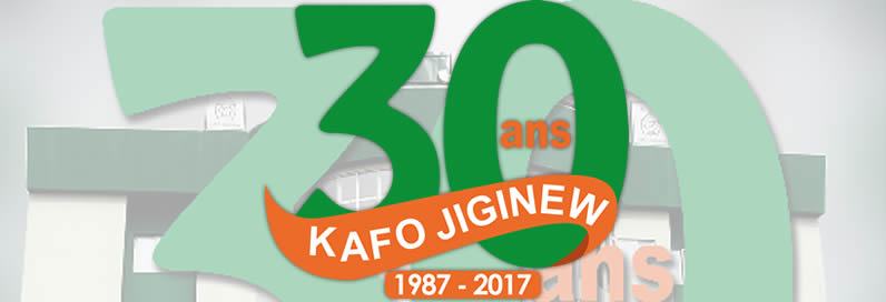Kafo Jiginew 1987-2017